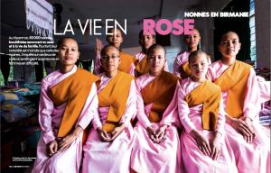 La vie en rose - Elle magazine