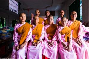 Myanmar : La vie en rose pâle